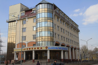 Completion of the building construction with reconstruction for polyclinic No. 1 in Karaganda