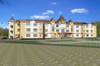 Adjustment of a working project for re-application in construction of a kindergarten for 320 spots in Karaganda (South-East)